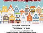 Adventi készülődés - online karácsonyi műsor a Múzsák Társulattal
