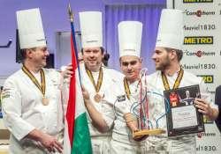 Különdíjas a magyar hústál - Bocuse d'Or döntő Lyon