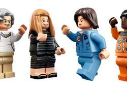 Nők a NASA-nál – Űrhajós és fizikus nők a legújabb LEGO készletben